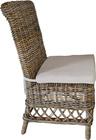 Rustykalne Krzesło Hampton Z Rattanu  (5)