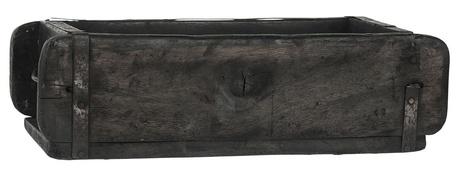 Skrzyneczka Drewniana Forma do Cegły Unique Black IB Laursen  (1)