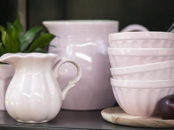 stylowe dodatki do kuchni - ceramiczne naczynia